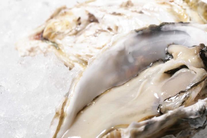 舵の料理に使う食材の代表格 坂越の牡蠣